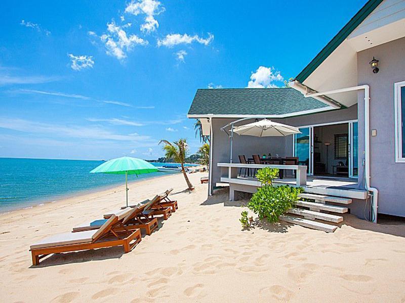 บ้านพักเกาะสมุย